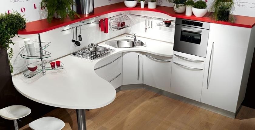 Cómo integrar una mesa en la cocina - Cocinas con estilo