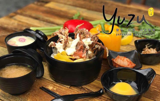 Food Review | Soft Shell Crab Menu terbaru di Yuzu Japanese Restaurant