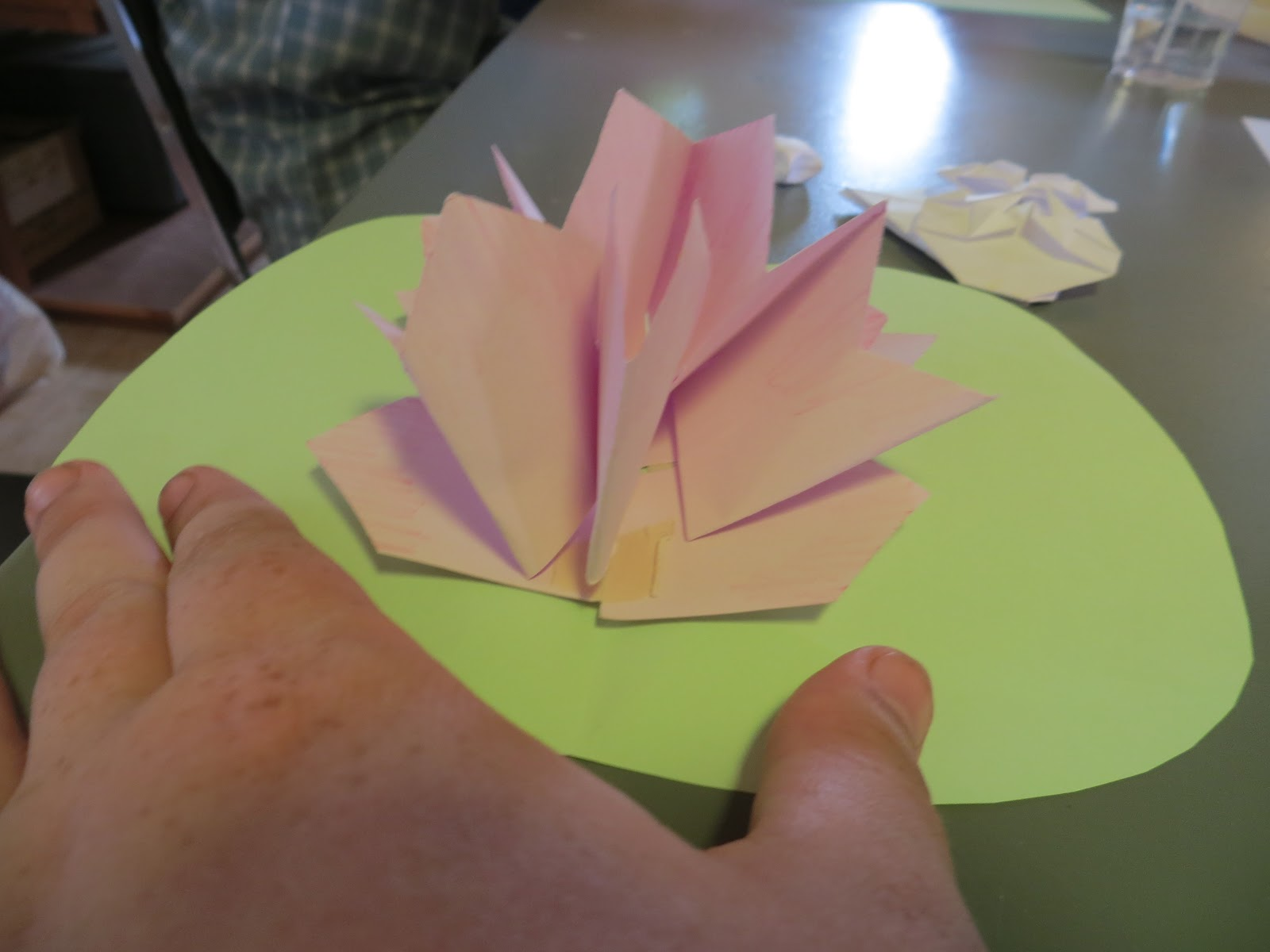 Wild Flower Home Origami And Karigami Volunteer Blog