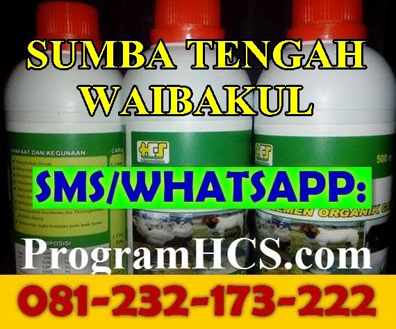 Jual SOC HCS Sumba Tengah Waibakul