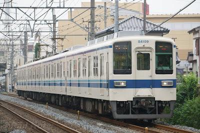 東武鉄道8000系81109F