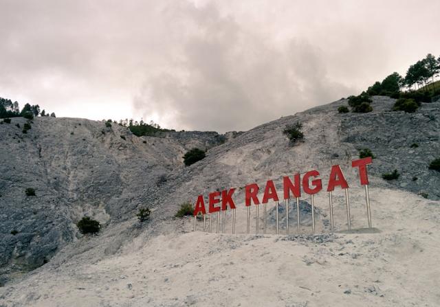 Aek Rangat Pangururan Samosir