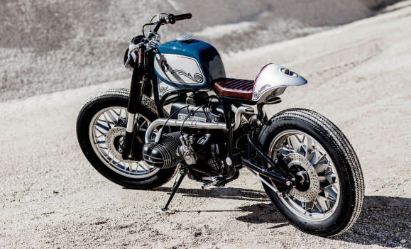 BMW R100RS độ Cafe Racer
