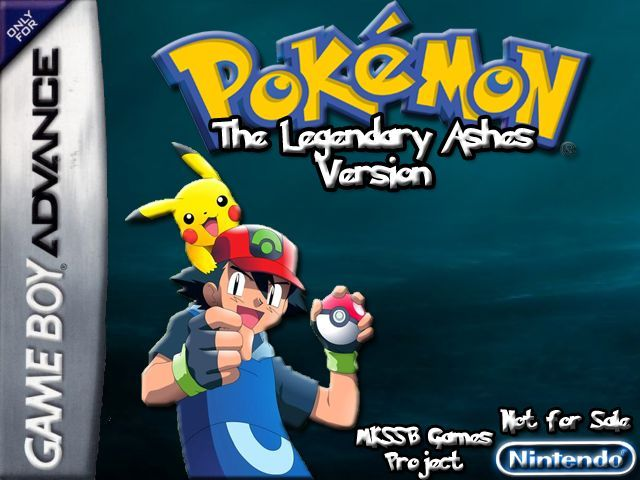 Pokemon The Legendary Ashes
