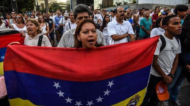 """""""Agenda golpista de derecha venezolana incluye impulsar odio"""""""