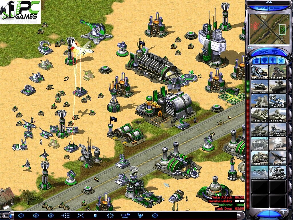Command & Conquer: Red Alert 2 Yury's Revenge serial key or number
