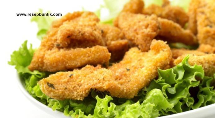 Resep Daging Sapi Goreng Crispy Renyah