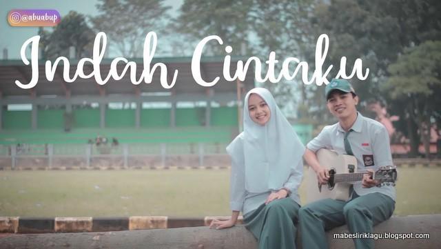 Lirik Indah Cintaku Karin ft Ogan