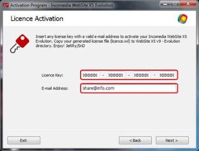 Incomedia WebSite X5 Evolution V10.0.6.31 Setup Free by ...