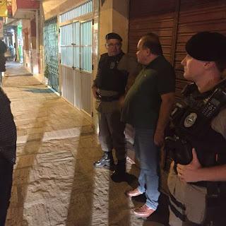 Via redes sociais, candidato a prefeito de Campina informou atentado contra seu pai