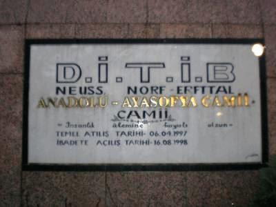berlin aziziye camii