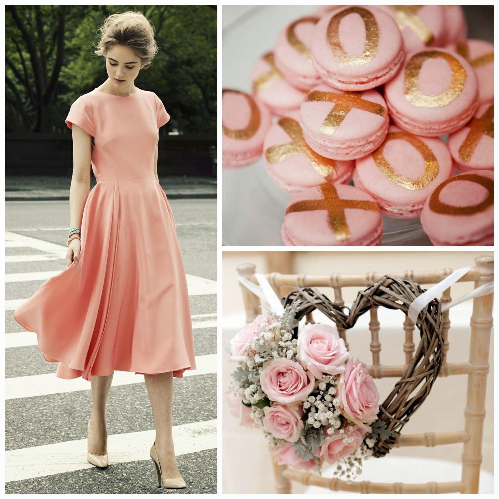 rosa vestido flores hermanas bolena