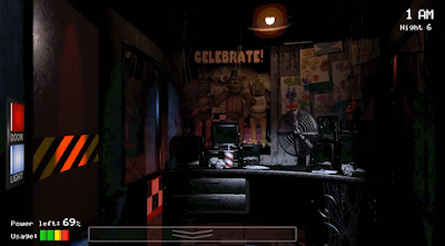 is a New Horror game made and published by Scott Cawthon  : Five Nights at Freddy's 3 - PC Full Version