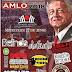 Circula cartel falso de cierre de campaña de López Obrador