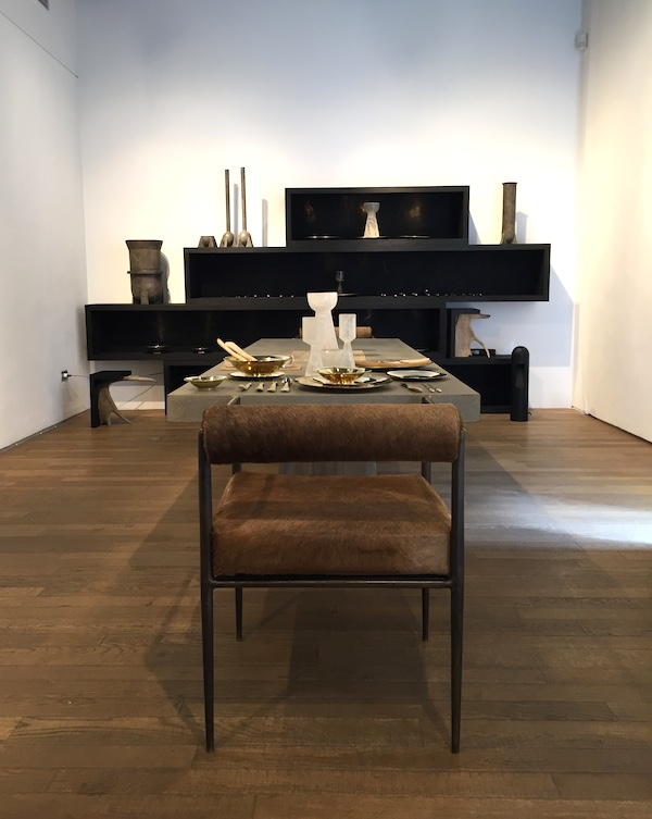 Vosgesparis rick owens furniture line and store visit for Rick owens milan