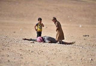 7 civils martyrs de la même famille