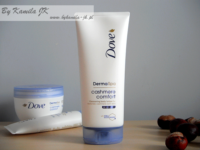 Dove Derma Spa Cashmere Comfort balsam do ciała