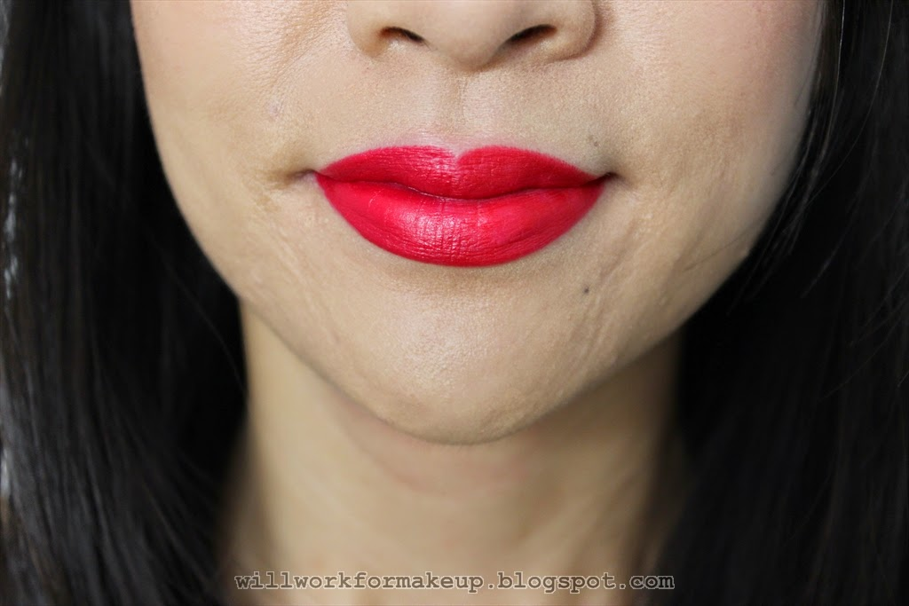 Will Work for Makeup: Duped: NARS Dragon Girl Velvet Matte ...