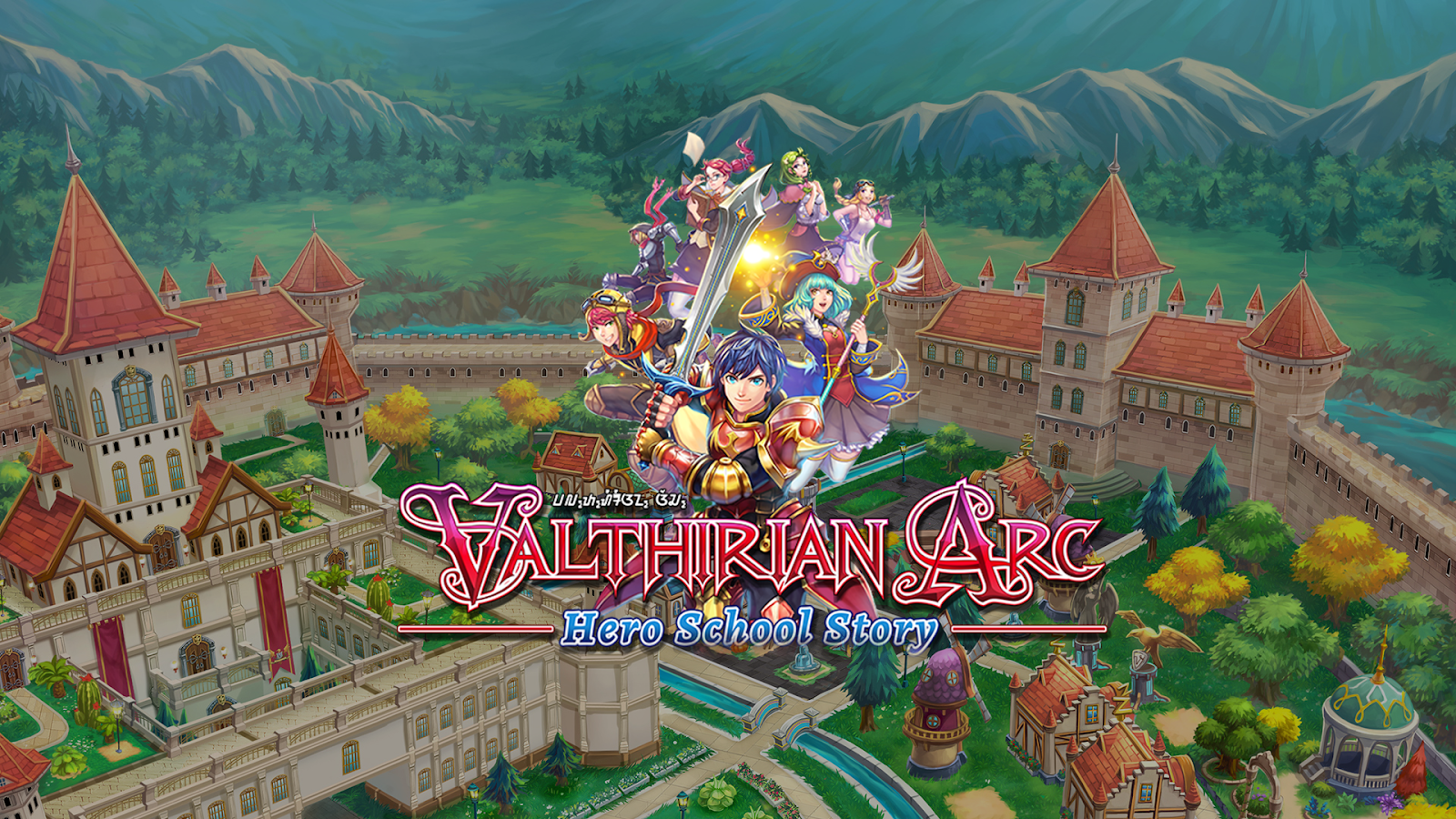 Review: Valthirian Arc (PS4 Retail) ValthirianArc-00