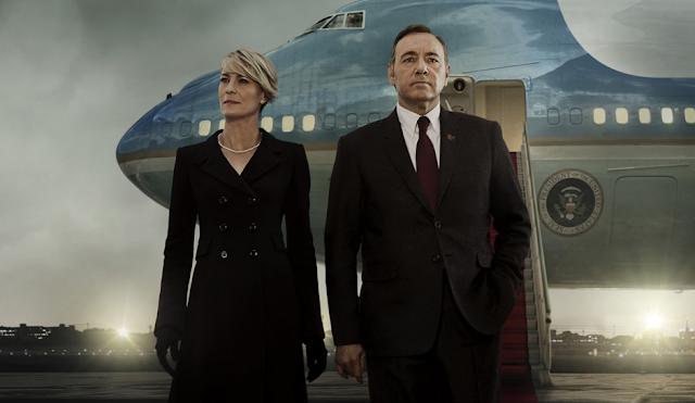 Primeiro trailer da quinta temporada de House of Cards foi divulgado
