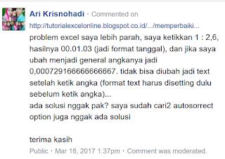 Bagaimana Cara Memperbaiki Format Tanggal Otomatis di Excel?