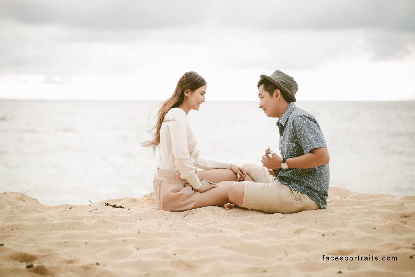 LVLY GREY: Engagement Shoot Inspiration: Faces Portraits