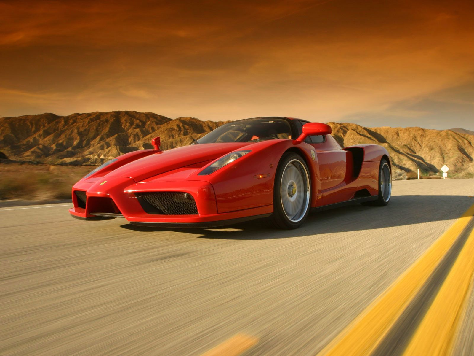 Ferrari Enzo Wallpaper