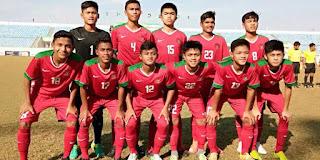 Jadwal Lengkap Timnas Indonesia di Penyisihan Grup AFF Cup U-15