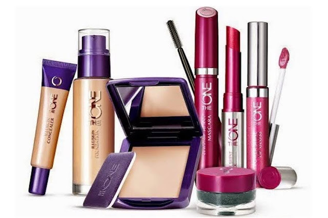 Oriflame's #TheOne Range Of Make-Up Products Haul and Review