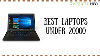 Best Laptops under 20000