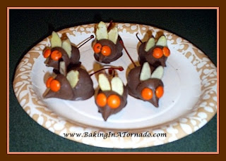 Orange Eyed Mice  | www.BakingInATornado.com