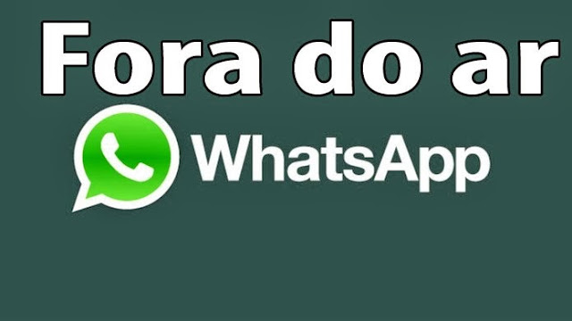 Resultado de imagem para whatsapp fica fora do ar em parte do mundo