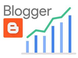 Статистика Blogger