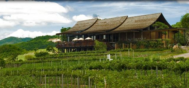 SIMA WINERY EN TAILANDIA