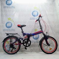 20 element 20-69 suspensi sepeda lipat