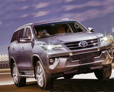 2018 Toyota Fortuner Canada Review