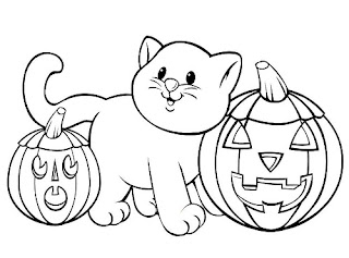 Free-Coloring-Pages-Of-Pumpkin-For-Happy-Halloween-2019