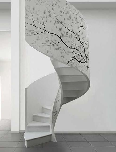 naturalne schody