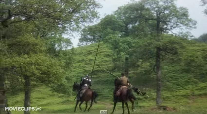 Excalibur - el fancine - el troblogdita - ÁlvaroGP - Cine Fantástico - Ciclo Artúrico