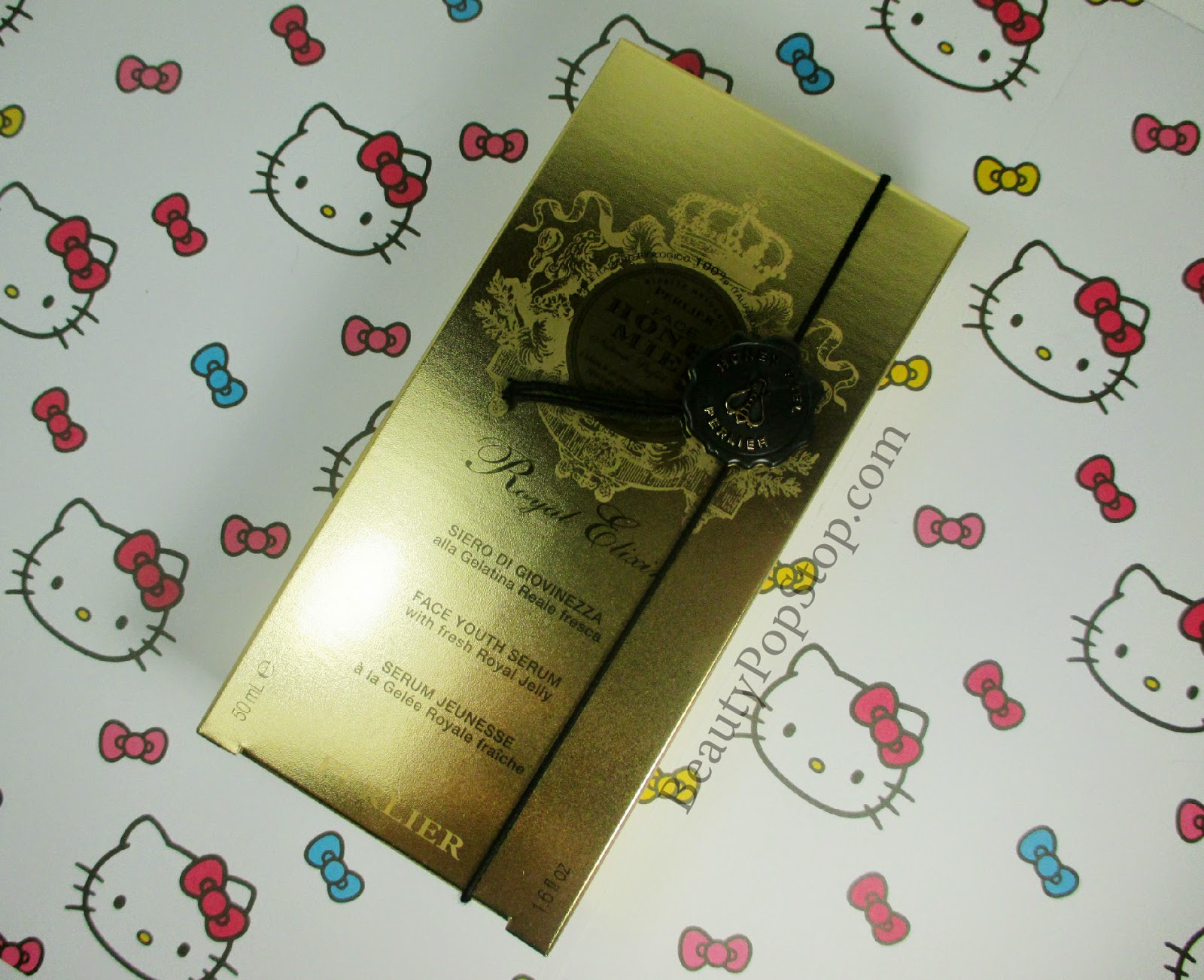perlier royal elixir face youth serum review