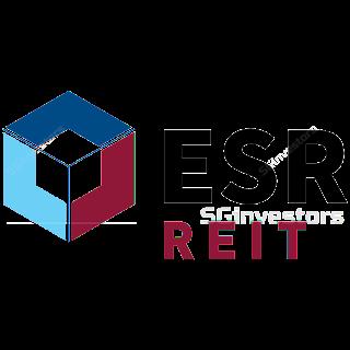 ESR-REIT (J91U.SI) @ SG investors.io