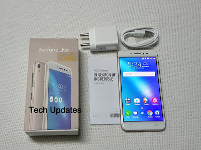 Asus ZenFone Live (ZB501KL) Review