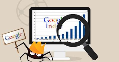 Cara Agar Artikel Cepat Terindex Google Dengan 1 kali Klik - Belajarkuh