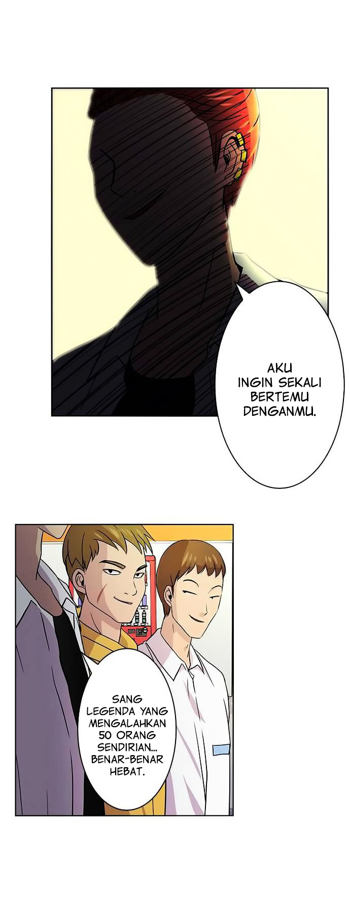 Baca Komik I Want To Be Normal Chapter 6 Komik Station