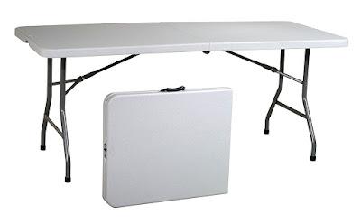 طاولة قابلة للطي, ترابيزة قابلة للطي, حقيبة تتحول الى طاولة, طاولة للمساحات الضيقة