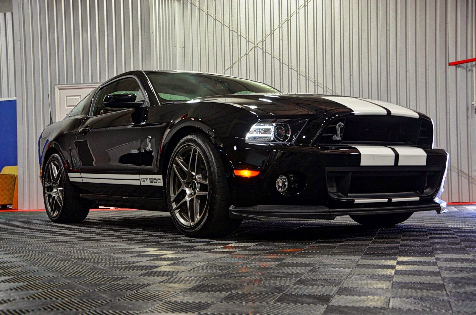 2013 ford mustang shelby gt500