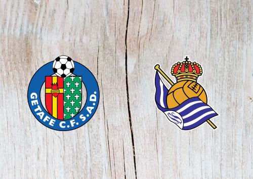 Getafe vs Real Sociedad - Highlights 15 December 2018