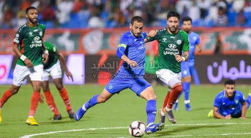 الاتفاق يتغلب على الفتح في الجولة 11 من الدوري السعودي للمحترفين بهدف وحيد