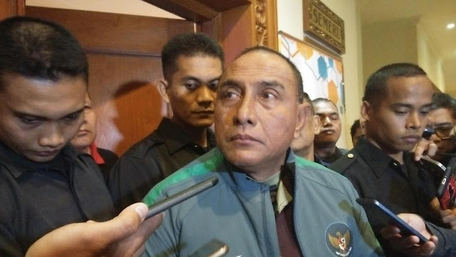 Reaksi Ketum PSSI setelah Johar Lin Eng Ditetapkan Tersangka