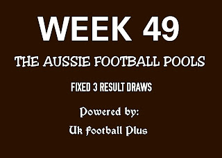 Wk49 Aussie banker/fixed draws on coupon